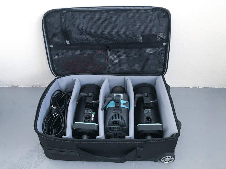11960 Elinchrom ProTec Rolling Case