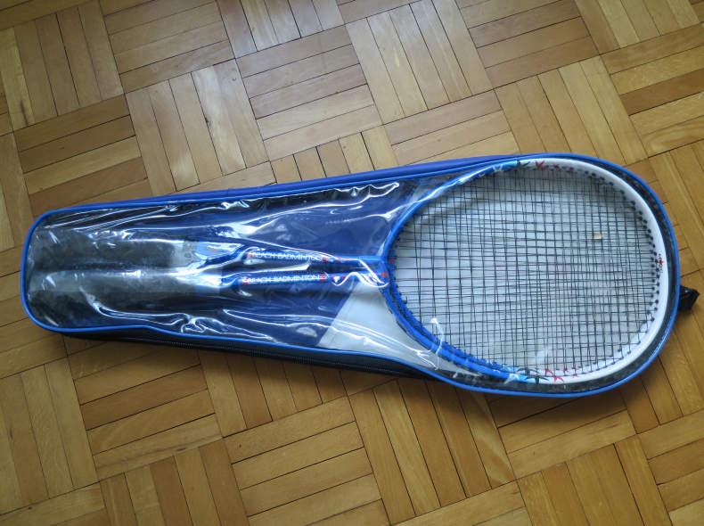 11966 2 Badmintonschläger für Kinder