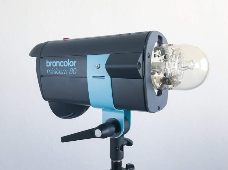 11973 Broncolor Minicom 80 RFS