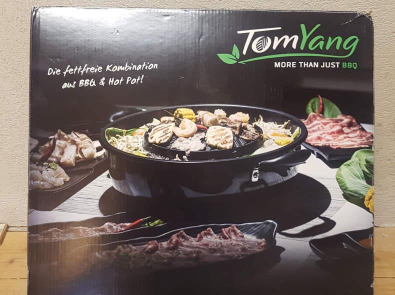 11991 TomYang BBQ Thai Grill