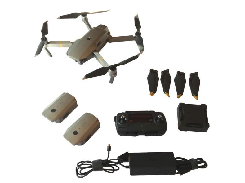 12076 Dji Mavic Pro Platinum Drohne