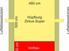 12101 Hüpfburg, Gumpiburg