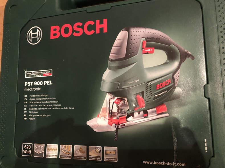 12132 Stichsäge Bosch PST 900 PEL