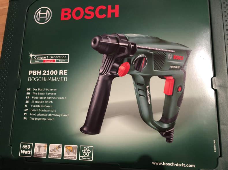 12133 Schlagbohrer Bosch PBH 2100 RE