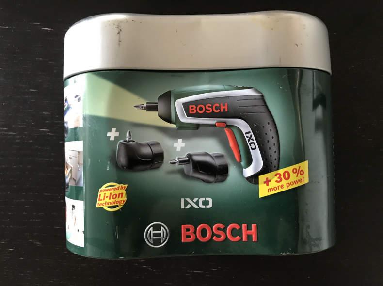 12175 Bosch Akkuschrauber IXO Set 1.5Ah