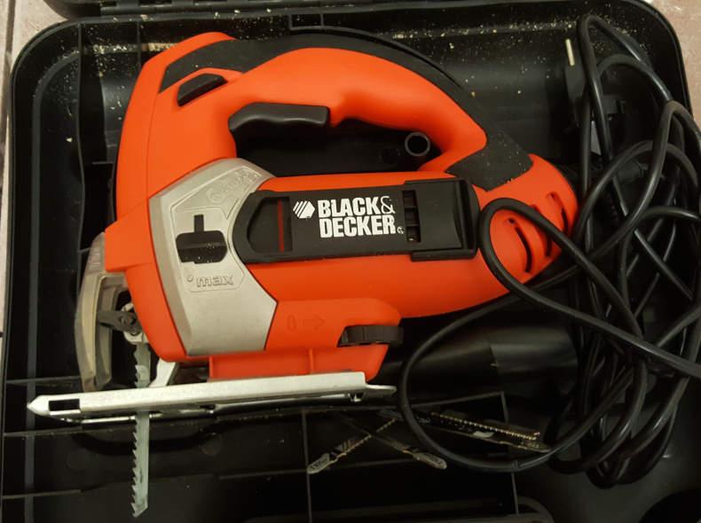 12187 Stichsäge Black&Decker