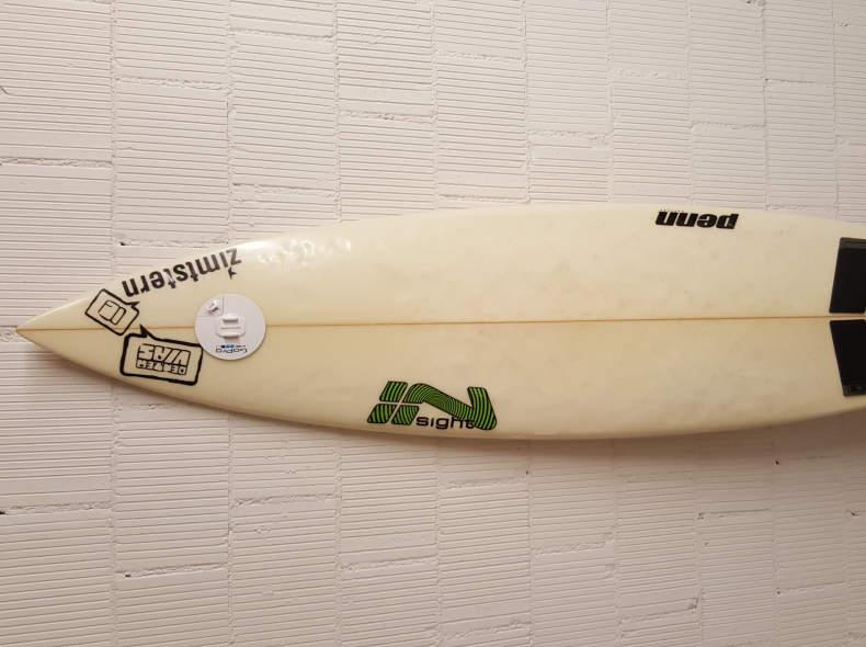 12190 Surfboard 6'6'' (Wellenreiten)