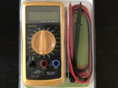"12269 Hama Digitalmultimeter ""EM393B"""