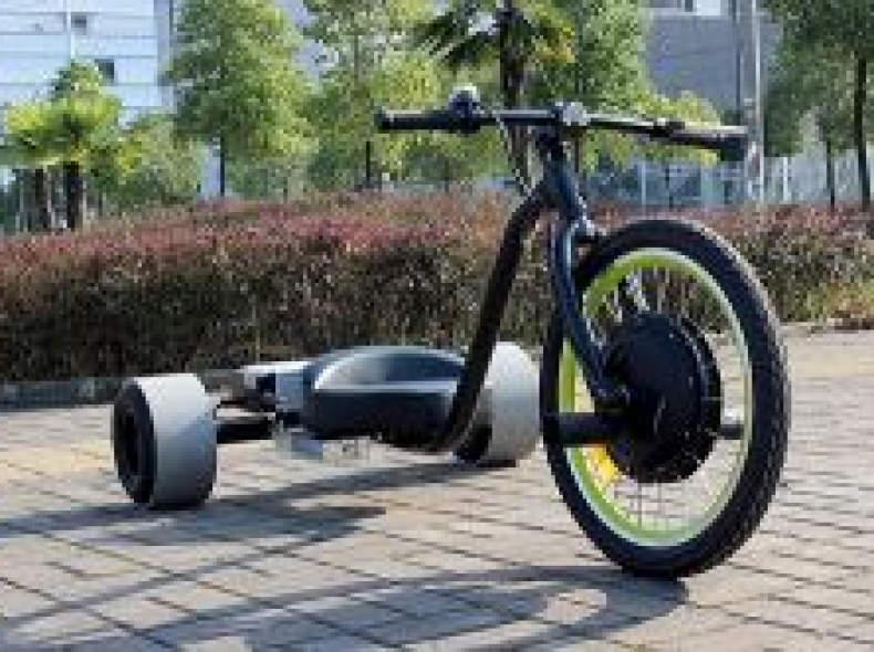 12286 Drift Trike (Elektro) 45Km/h