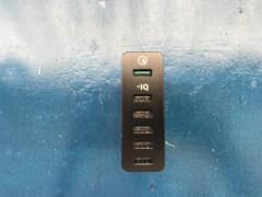 12307 USB Universalladegerät PowerPort 6
