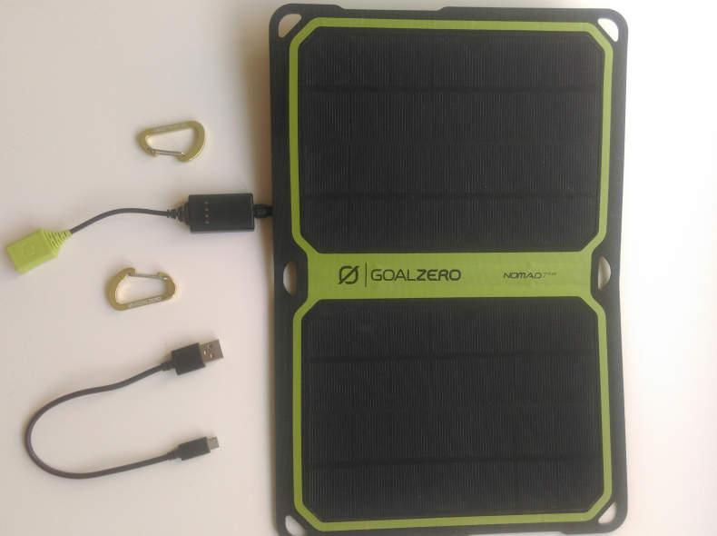 12321 Solar Panel / Solarladegerät