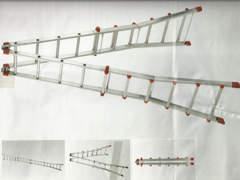 12342 Multifunktionsleiter aus Aluminium