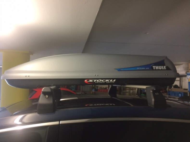 12378 Dachbox Thule Ocean 600