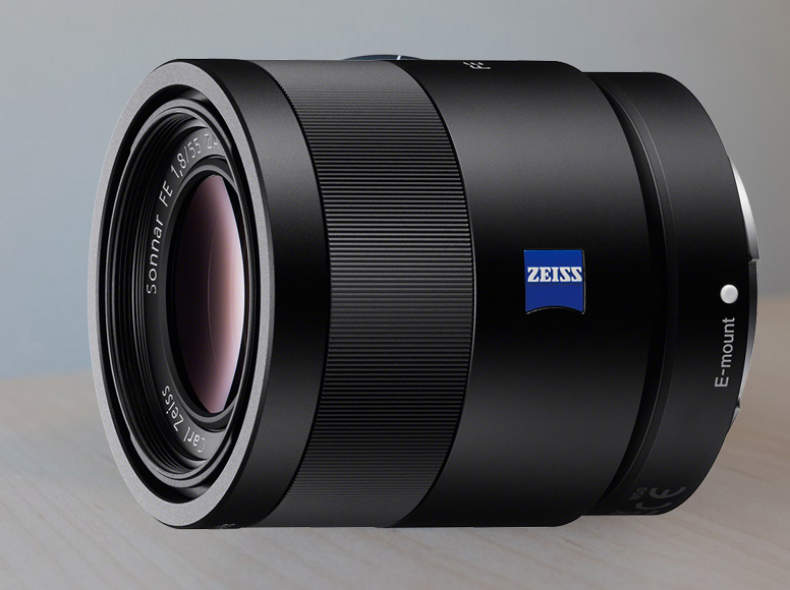 12540 Zeiss Objektiv 55mm
