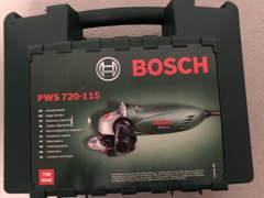 12549 Bosch Winkelschleifer PWS 720-115