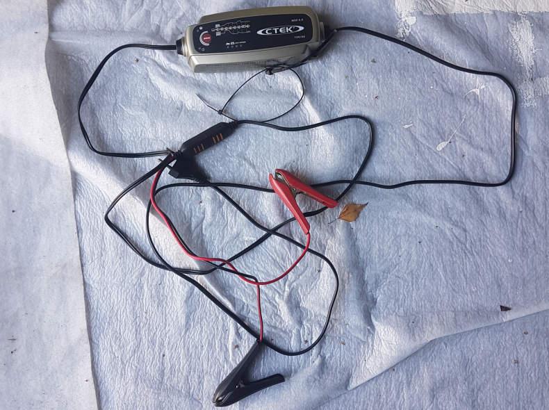 12550 Batterieladegerät
