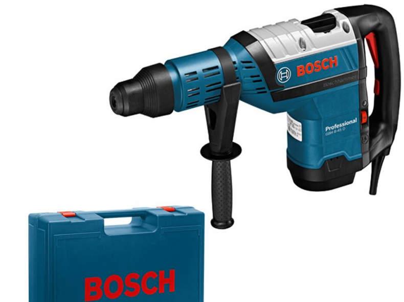 12571 Bosch Bohrhammer 8 -45 D