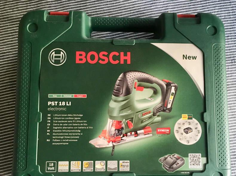12590 Akku-Stichsäge Bosch (Expert)