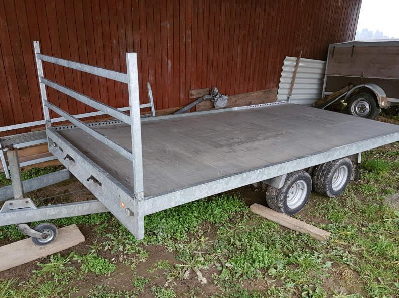 12599 Autotransportanhänger 3500kg 20 b