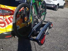 12607 Thule Veloträger für2 E-Bikes usw.