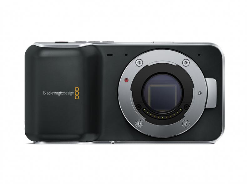 12632 Blackmagic Pocket Cinema Camera