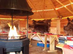 12635 Grillhütte Kota Lapplandhaus