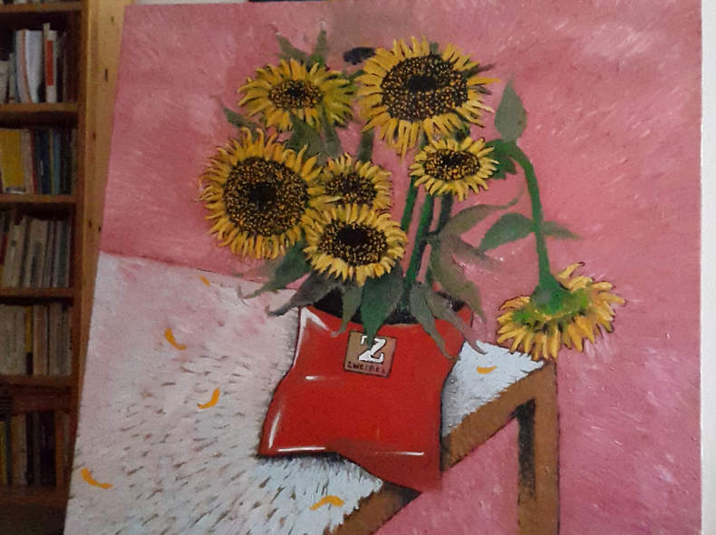 12638 Bild, persönliches Gemälde