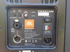 12644 Musikanlage, PA Lautsprecher