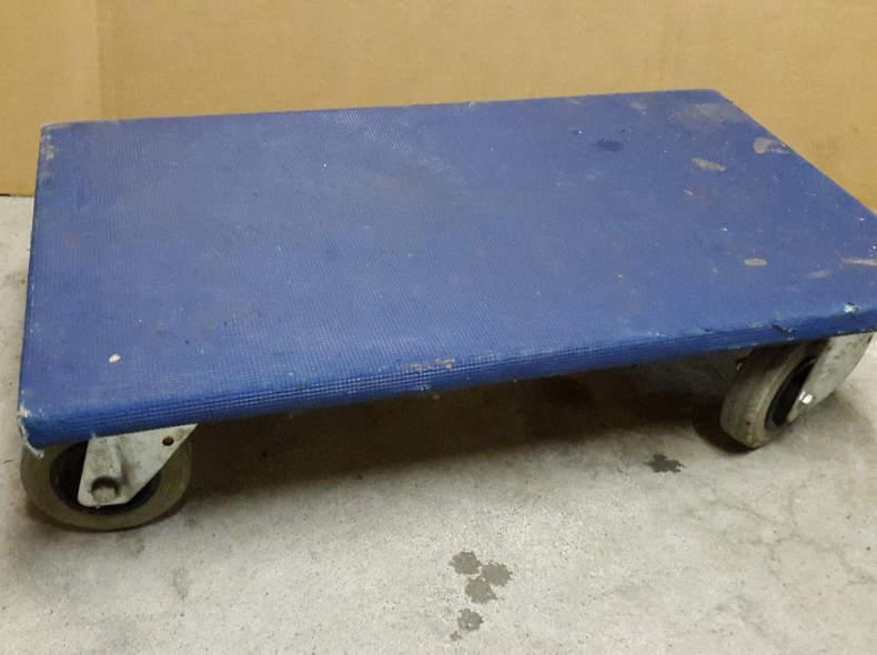 12672 Möbelwagen Transportesel