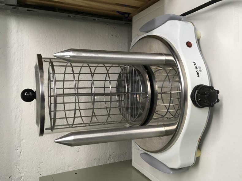 12695 Hot-Dog-Maschine Mio Star