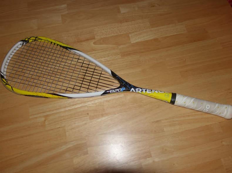 12705 Squash Racket / Schläger