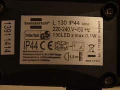 12765 LED Scheinwerfer mit Stativ, 7,4 W