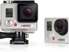 12769 Action Kamera GoPro Hero3+ komplett