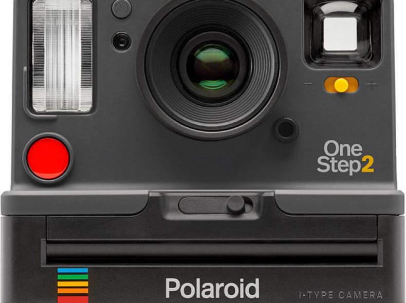 12776 Polaroid One Step 2 schwarz