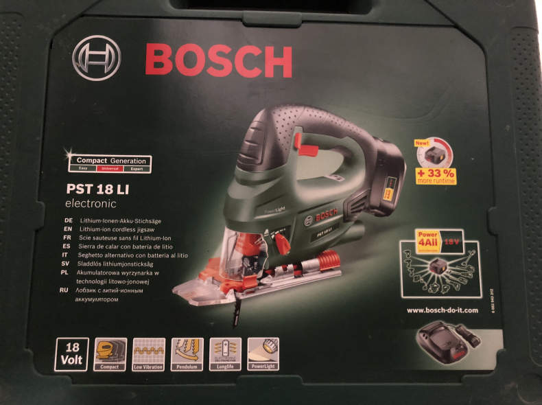 12790 Bosch Akku Stichsäge