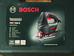 12800 Bosh Stichsage mit Sägeblatt-Satz