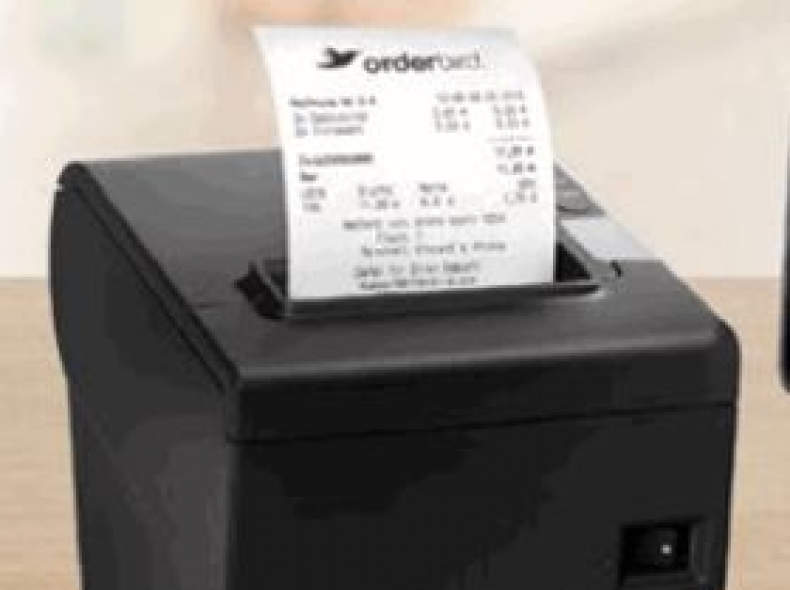 12815 Bon-Drucker Orderbird