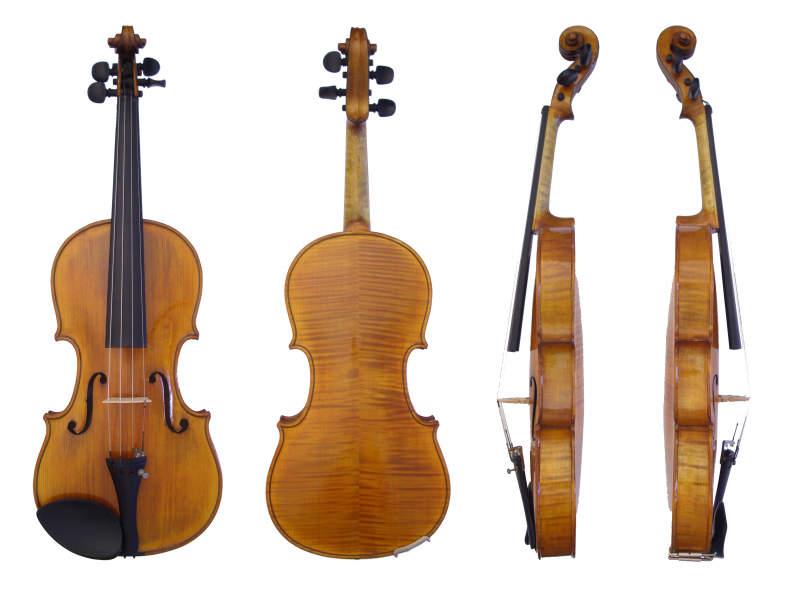 12837 Gut klingende 3/4-Geige