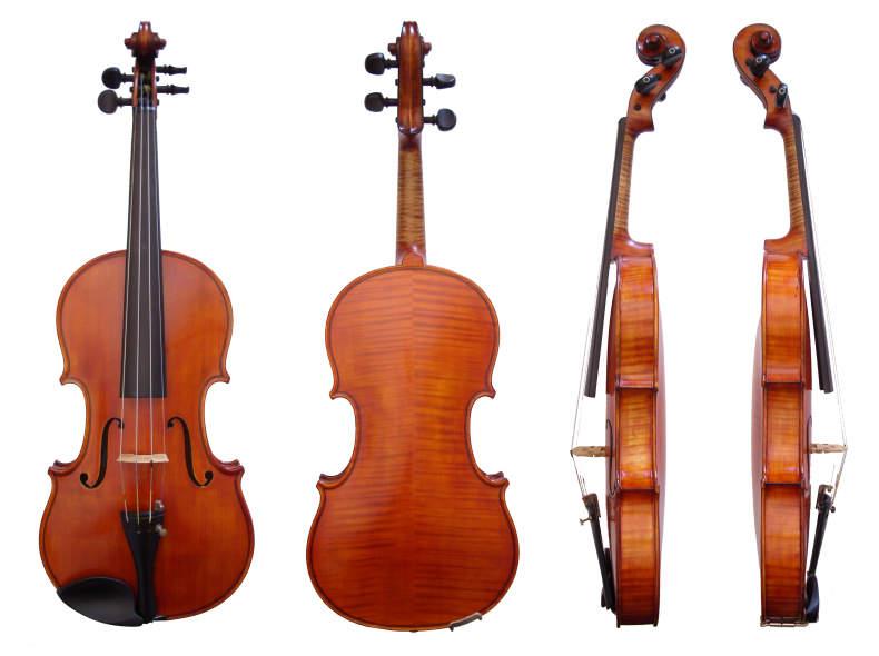 12836 Schöne 4/4-Violine