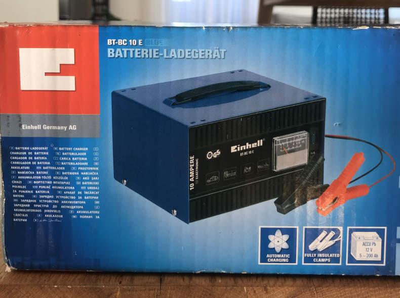 12938 Batterie Ladegerät