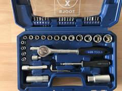 12951 Steckschlüssel- / Ratschen Werkzeug