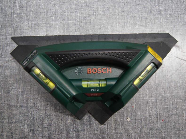 13082 Bosch Fliesen-Laser PTL 2