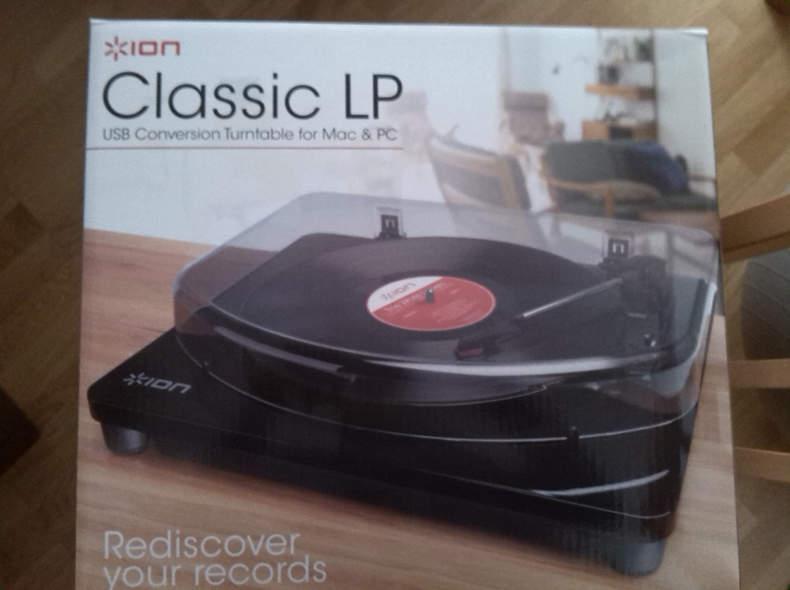 13099 Schallplatten digitalisieren