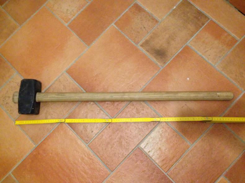 13104 Vorschlaghammer