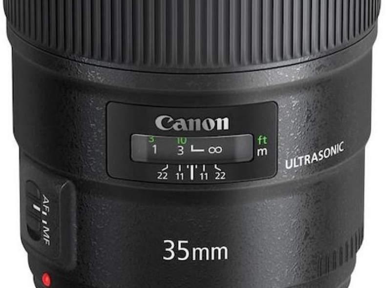 13165 Canon 35mm f/1.4 L