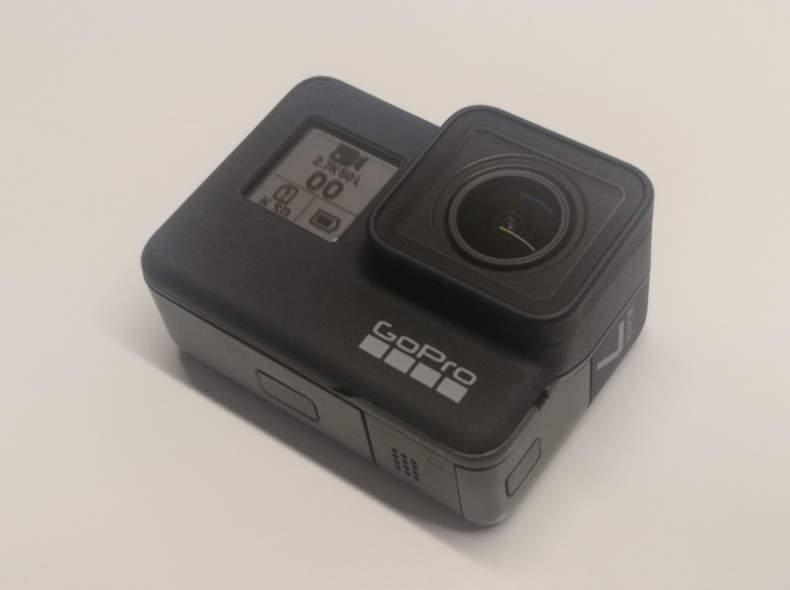 13169 GoPro HERO 7 Black, 64GB, POST, Nr1
