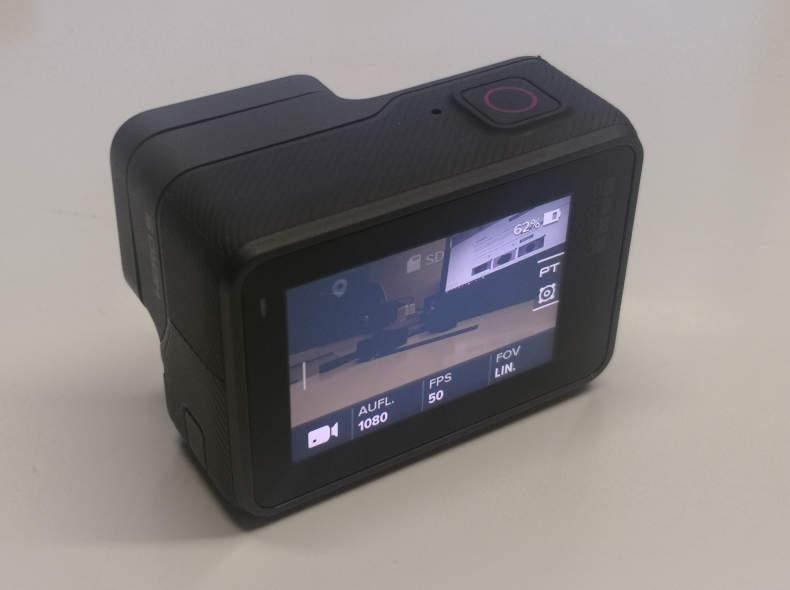 13171 GoPro HERO 5 Black, 64GB, POST, Nr1