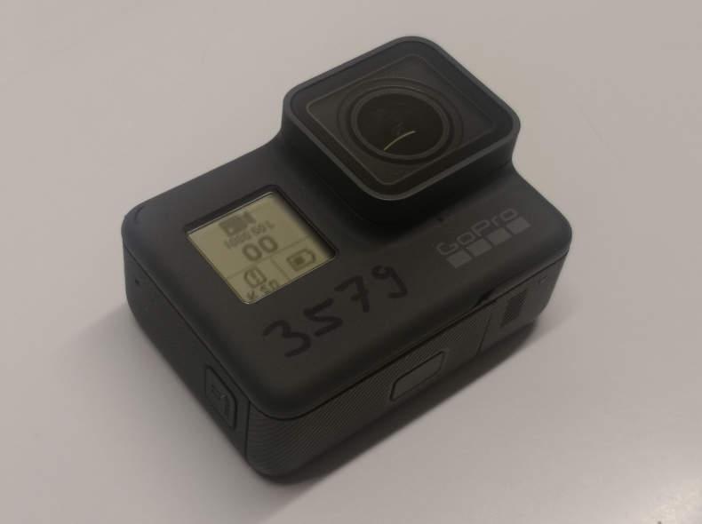 13172 GoPro HERO 5 Black, 64GB, POST, Nr2
