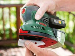 13186 Bosch DIY Akku-Multischleifer PSM