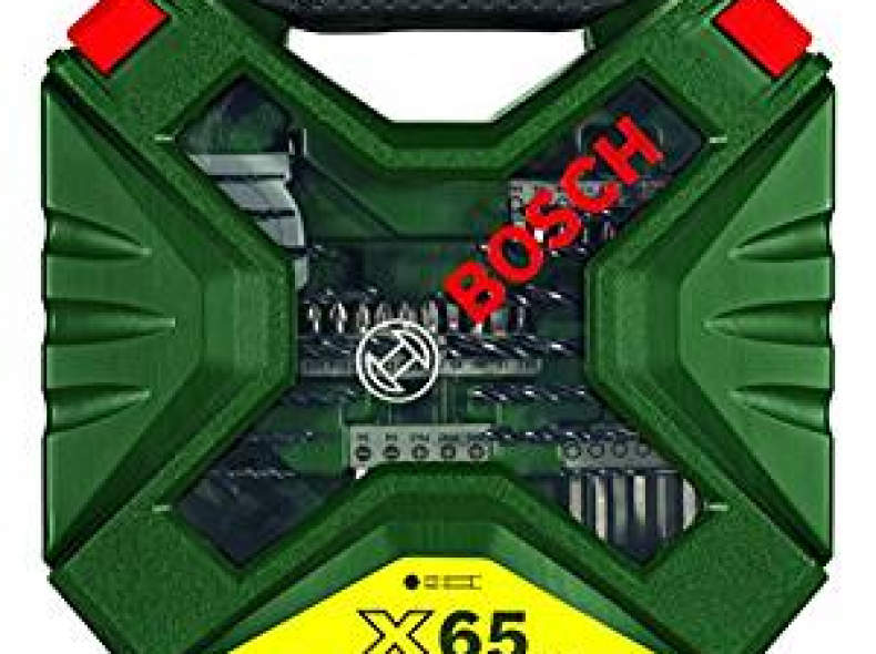 13194 Bosch 65-teiliges X-Line Set
